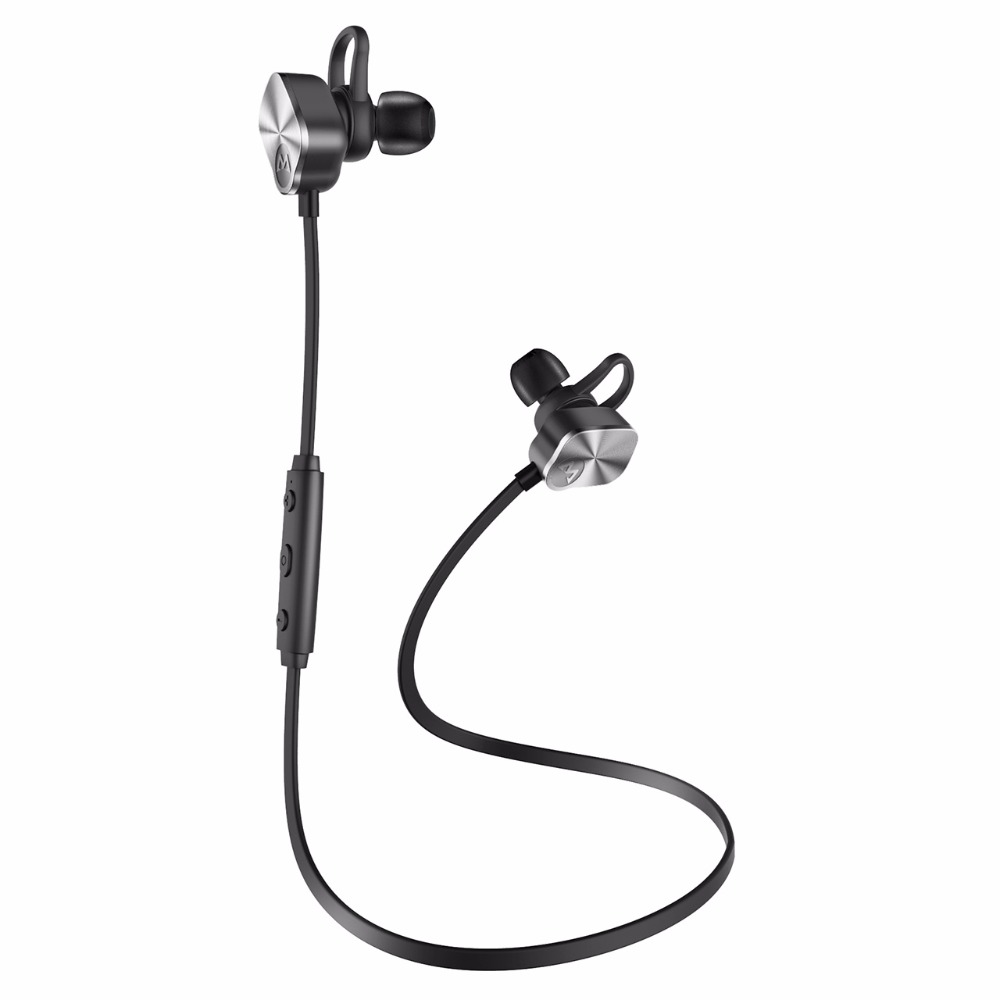 Mpow Wolverine MBH29 Wireless Bluetooth 4.1 Earphone Wireless Sport In-ear with Mic Handfree Call Headphones for Smartphones