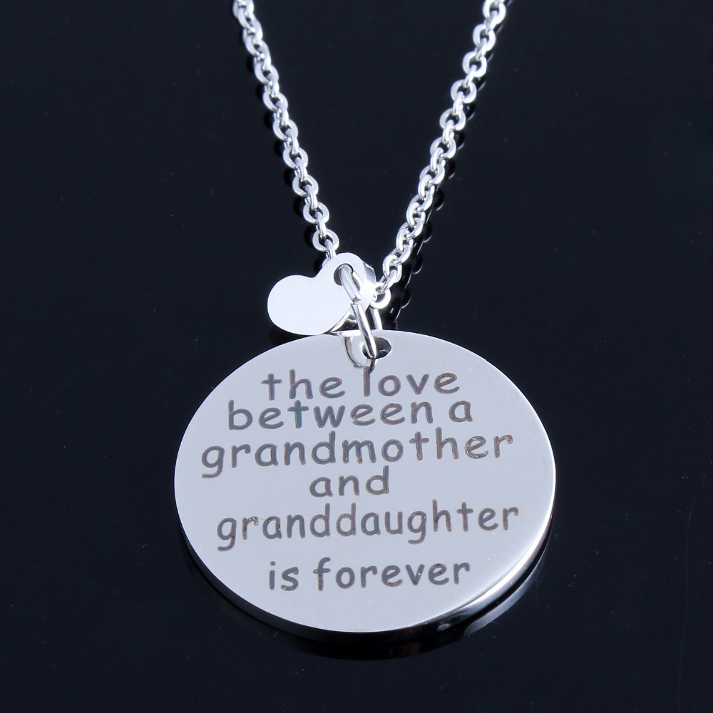 relationship between the necklace and the The relationship between a grandfather and his granddaughter is one-of-a-kind show her the extent of your love with this intertwined two-heart necklace from deservescom get yours today, worry-free, with our 30-day money-back guarantee.
