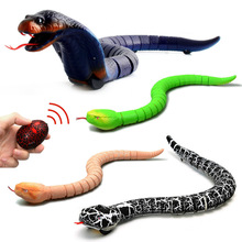 New High Simulation Animal Cockroach Infrared Remote Control Kids Toy Funny Prank Realistic RC Gift Snake Toys for Children все цены
