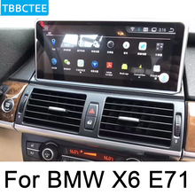 For BMW X6 E71 2011~2013 CIC Android Car GPS DVD Multimedia Player Original Style HD Touch Screen Google System WIFI Map все цены