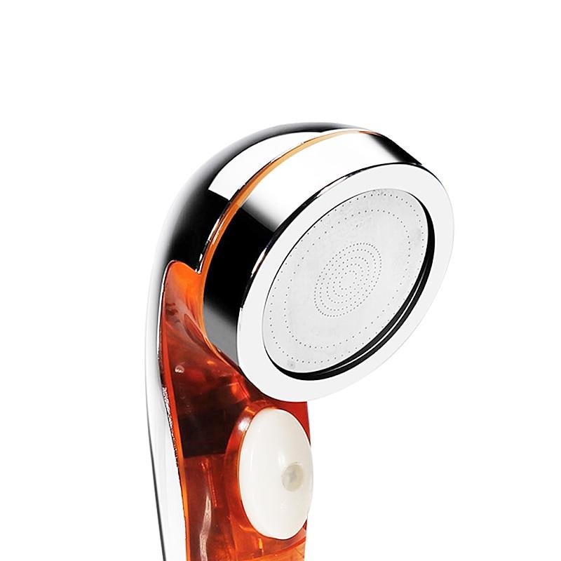 Jooe Anion Waterbesparende Douchekop Noozle handheld Ronde filter ...
