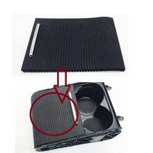 Roller-Cover Armrest PASSAT Cup-Holder OEM Drink for B6 B7 CC 3c0/857/503/3c0857503 Black
