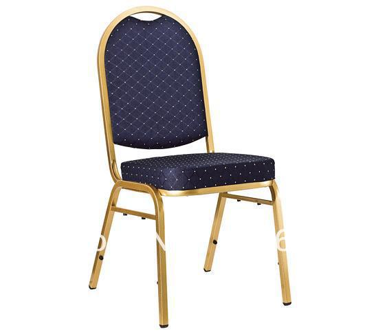 Hot sale stackable steel banquet chair LUYISI2010 hot