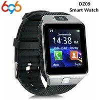 696 Bluetooth DZ09 Смарт часы телефон Поддержка 2G Вызов SIM TF камера для IOS iPhone samsung HUAWEI VS Y1 Q18