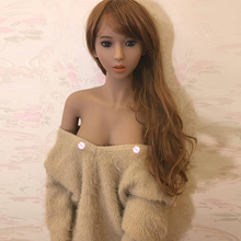 Lifelike japanese silicone sex dolls 140cm full body size realistic love doll for sale