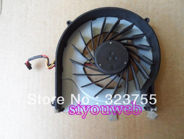 Frete grátis, novo original para hp pavilion dv6-3163cl dv6-3163nr dv6-3167ca dv6-3170ca ventilador de refrigeração da cpu