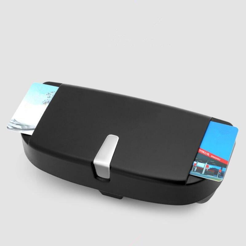 Neue Auto Sonnenbrille Halter Brille Fall Box für Renault Kangoo DACIA Scenic Megane Sandero Captur Twingo Modus Koleos