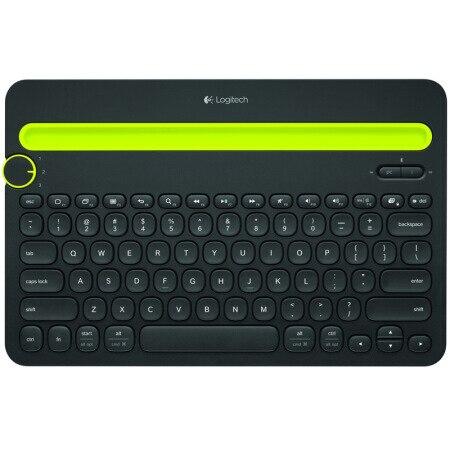 Logitech K480 multi-appareil Bluetooth clavier IPAD clavier clavier Mobile élégant clavier