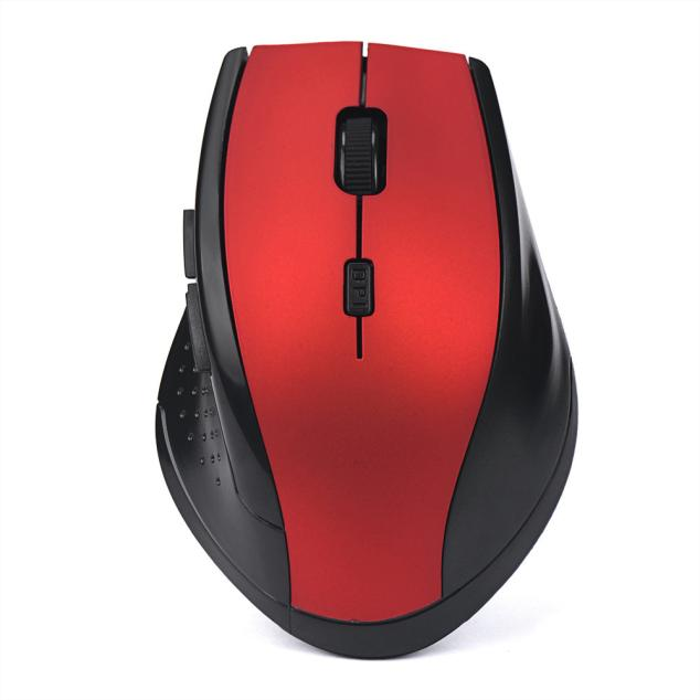 OMESHIN 2.4GHz 6D USB Wireless Optical Gaming Mouse 2000DPI Mice Wireless Mouse Switch For Connection Computer Gamer Mouse