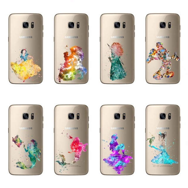 coque samsung galaxy s7 princesse