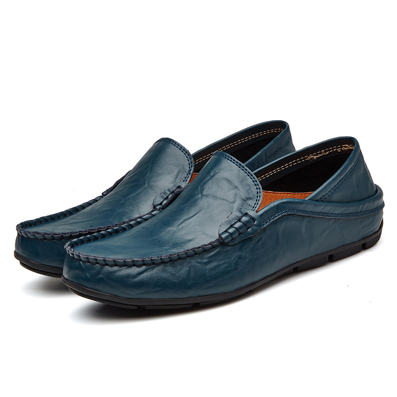 Noir Mycolen Pois Chaussures Mocassins Bleu Doux Plein En 2018 Hombre Zapatillas lac Respirant orange Hommes Air Confortable Casual ff6rqU