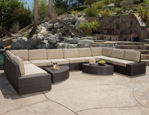 Sigma Outdoor Garden Furniture Wicker
