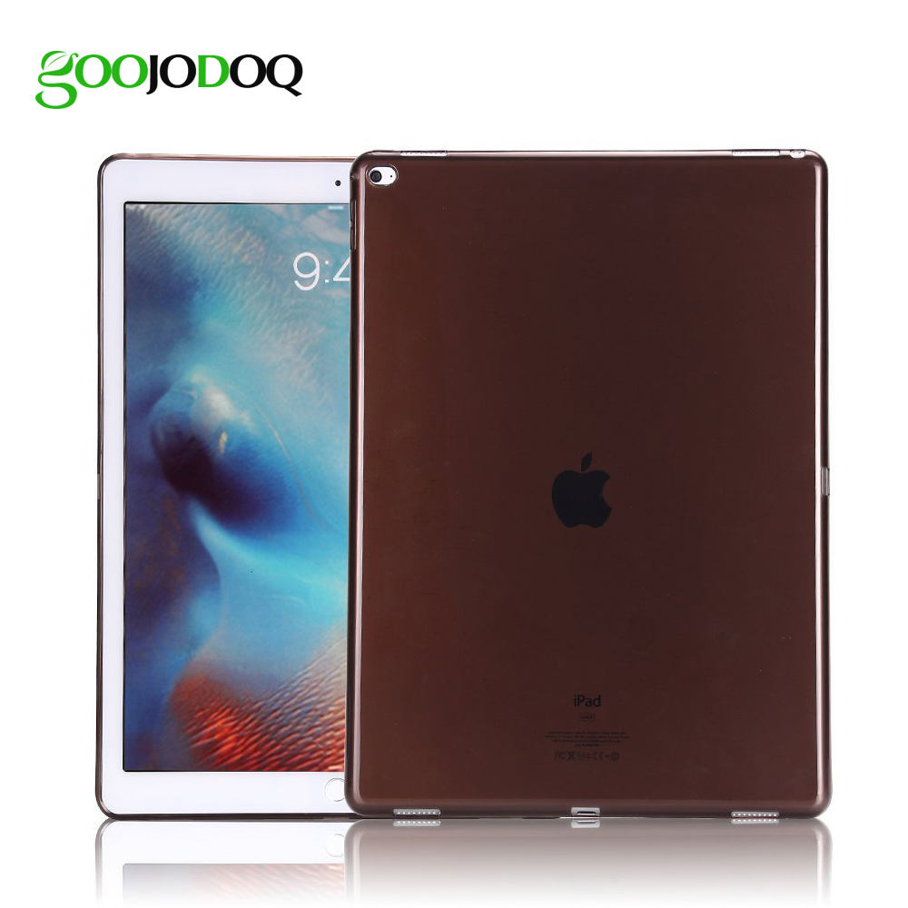 For Apple iPad 2 3 4 Case,Silicone Transparent Clear Soft Cover Slim TPU Protective Skin Tablet Shell Coque for iPad Mini 1 2 3 surehin nice tpu silicone soft edge cover for apple ipad air 2 case leather sleeve transparent kids thin smart cover case skin
