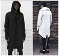 Original design 2015 New Fashion men's coat hoodies dovetail cardigan hiphop men hoody black cloak outerwear oversize streetwear