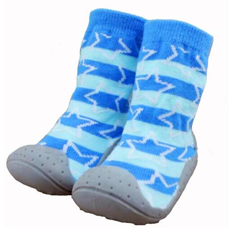 Kidadndy Baby Socks With Rubber Soles Baby Socks Soft