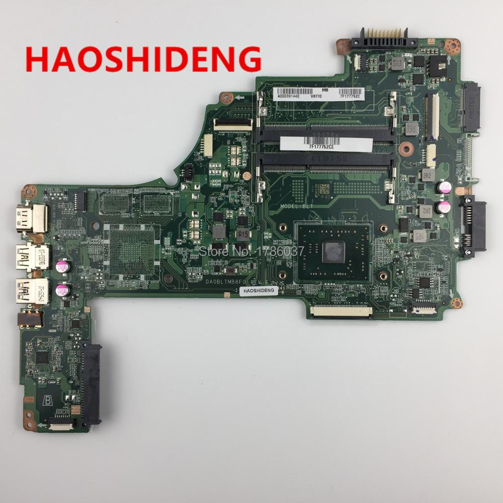 A000391440 DA0BLTMB8F0 for Toshiba Satellite C50 C55 C50D C55D C55DT-C series motherboard .All functions fully Tested ! new 15 6 for toshiba satellite c55dt a5241 c55dt a5306 c55dt a5307 c55dt a5106 c55dt a5305 touch screen glass panel digitizer