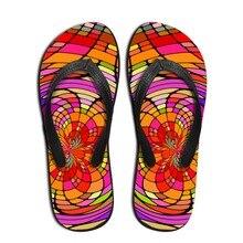 Бесшумный дизайн; Новинка; женские Вьетнамки в богемном стиле; сандалии с принтом; тапочки с носком; лоферы; женские шлепанцы на плоской подошве; Mujer; обувь для отдыха