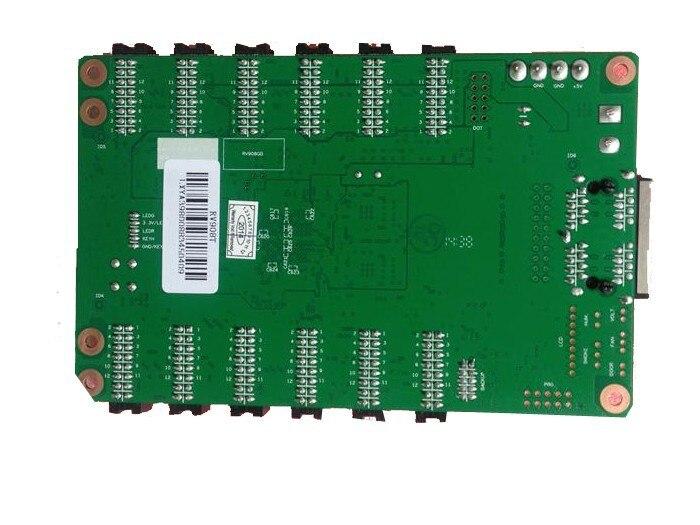 LEVOU full color display led receptor singboard