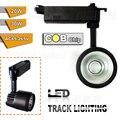 Wholesale price 100pcs/lot 30W business LED Spot Light COB LED Track light 85-265 Volt LED Wall Track lamp