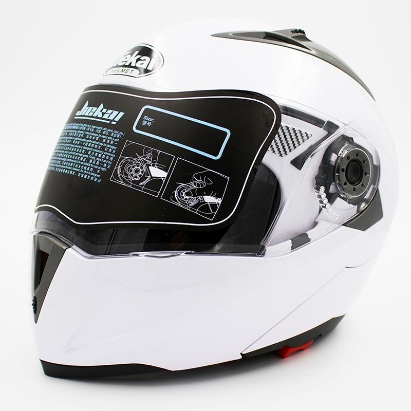 все цены на JIEKAI Motorcycle Helmets Four Seasons Motorbike helmet Racing Full Face Casco Moto helmets Sport Capacete motorcycle helmets