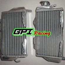 Details about  /aluminum radiator for Honda CR250R//CR 250  2-stroke 1992-1996 93 94 95 L+R