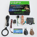 Smart Key SPY anti theft car ignition cut off RFID immobiliser car alarm system with double layer start protection function