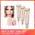 O. TWO. O maquillaje profesional Base maquillaje Primer maquillaje crema protector solar hidratante aceite Control cara Primer