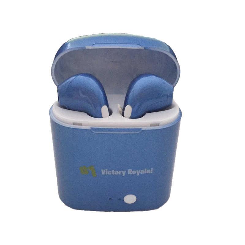 フー & y 法案カスタム製品の Bluetooth イヤホンすべての Bluetooth 機能スマートフォン I7s Tws Bluetooth V4.2 ステレオヘッドセットイヤホン