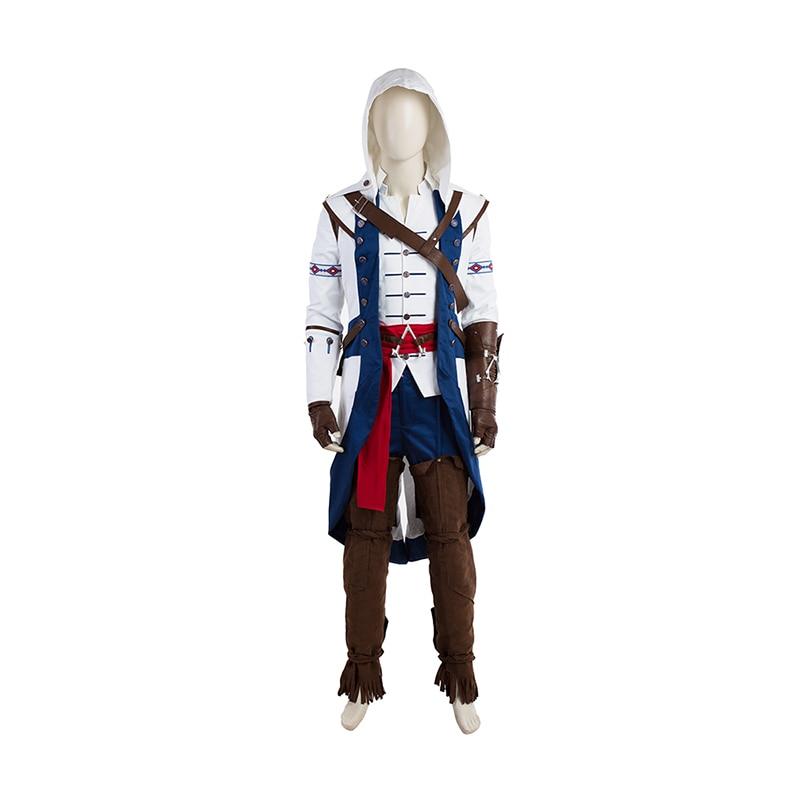 Conjunto de disfraces de hombres de Assassin's - Disfraces