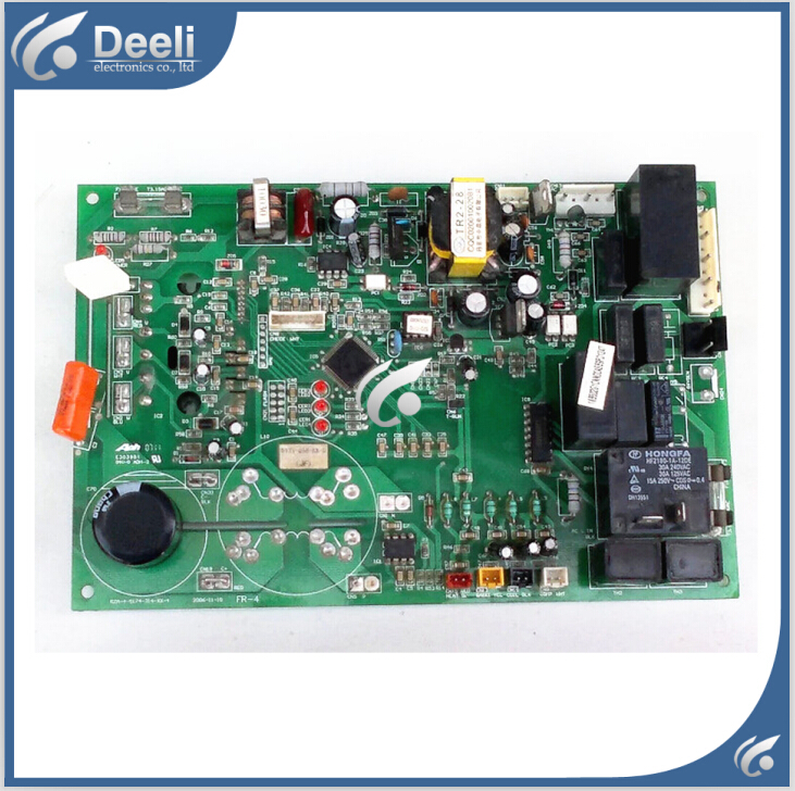 95% new good working for air conditioning Computer board KFR-60LW/27BP RZA-4-5174-314-XX-4 module good working цена и фото