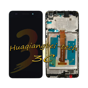 Image 5 - 5.5 For Huawei Y6II Y6 II CAM L23 CAM L03 CAM L21 CAM AL00 Full LCD DIsplay + Touch Screen Digitizer Assembly + Frame Cover