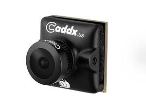 """Image 2 - Caddx Turbo Micro F2 1/3 """"CMOS 2.1mm 1200TVL 16:9/4:3 NTSC/PAL krótki czas oczekiwania kamera FPV z mikrofonem dla RC FPV Racing Drone część"""