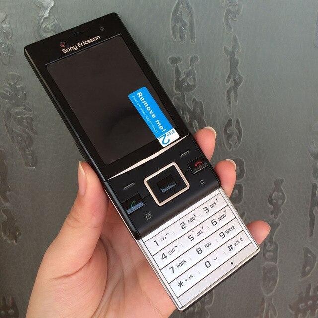 Ricondizionato Originale Per Sony Ericsson Hazel J20 3G 5MP WIFI Bluetooth Sbloccato Il Telefono Delle Cellule di Trasporto Libero