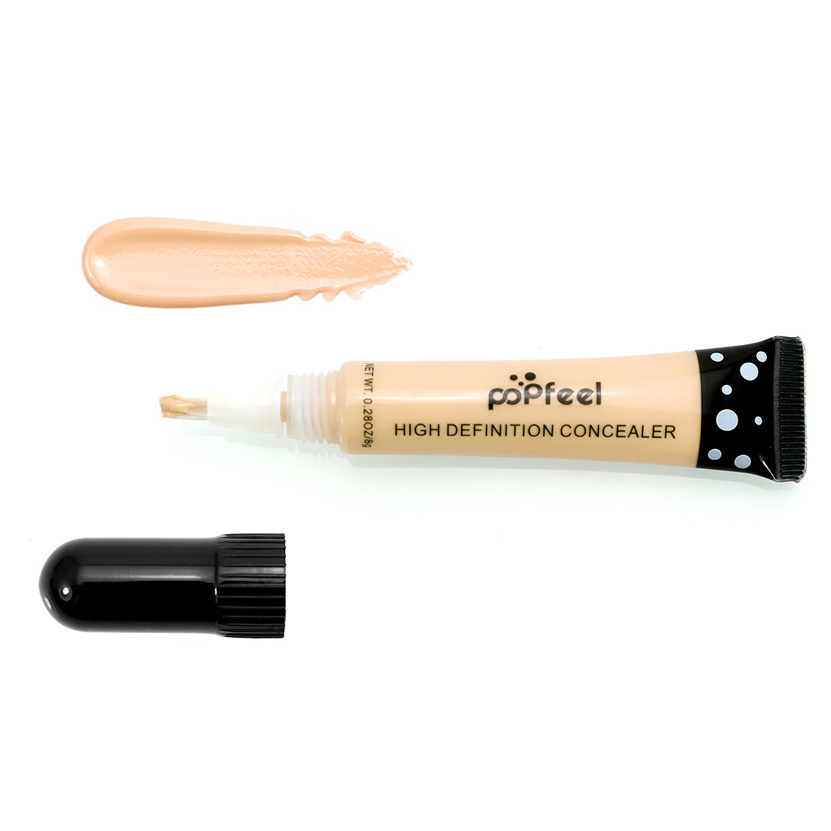 POPFEEL BB Face Makeup Base Concealer Eye Contour Corrector Cream Maquiagem Liquid Corrective Bronzer Primer Makeup Foundation