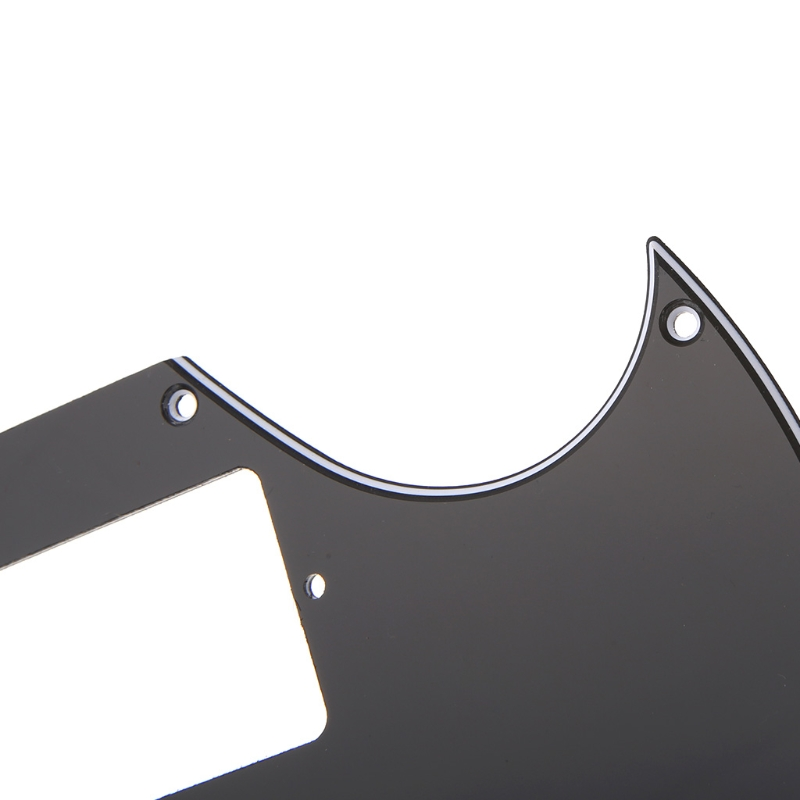 Full Face Pickguard Scratch Plate for SG Style Guitar Parts Replacement #35/11L