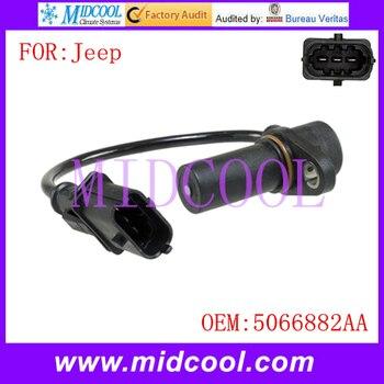 Nuevo sensor de posición de Cigüeñal uso OE no. 5066882AA para Jeep