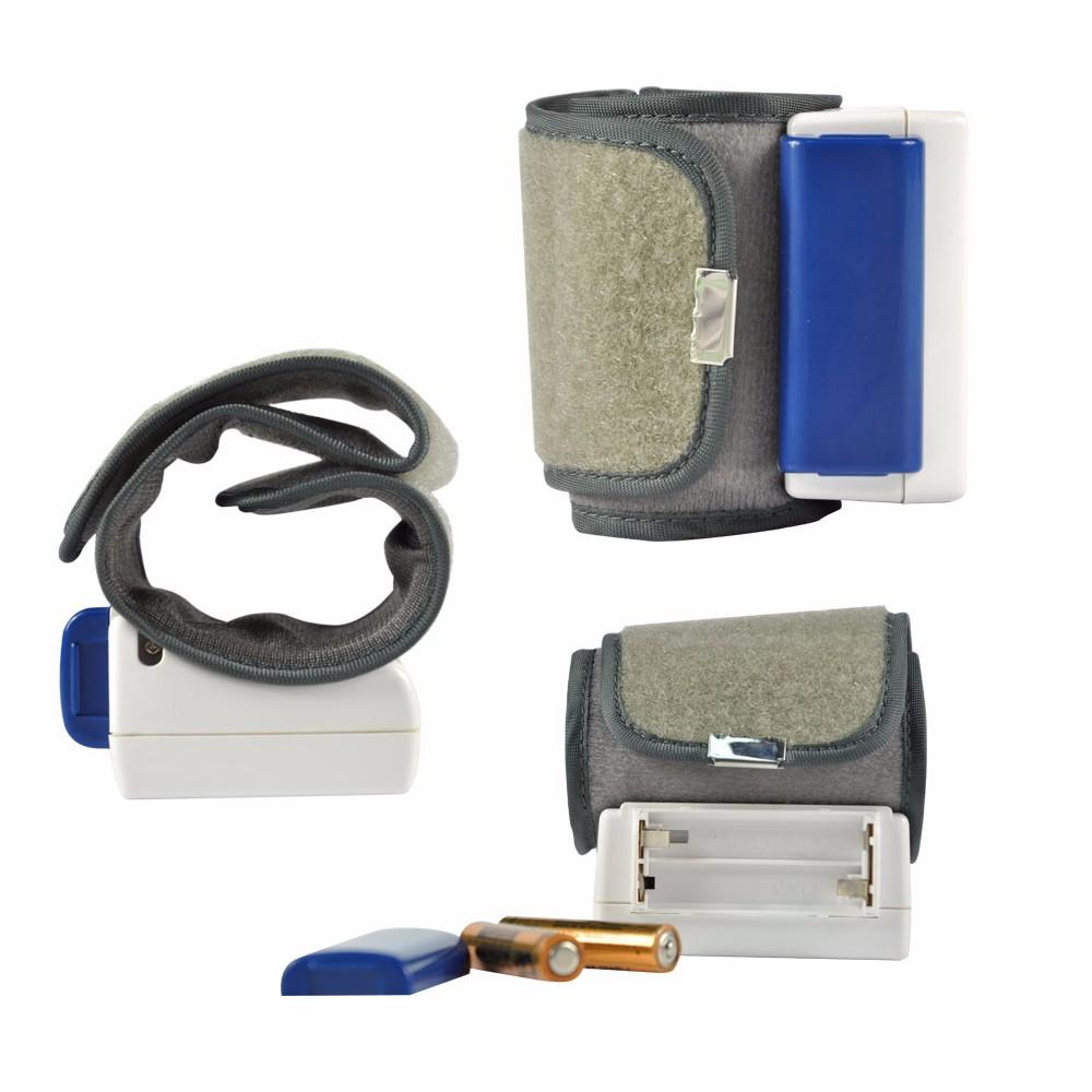 Health Care Automatic Digital Wrist Blood Pressure Monitor Meter Cuff Blood Pressure Measurement Health Monitor Sphygmomanometer (3)
