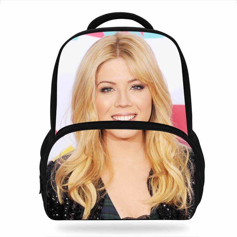 32621a12aea Popular Sam & Cat Tv Cast Printing Backpack For Teenage Girls young Lady  Cute Kindergarten Backpacks Kids School Bags Bookbag