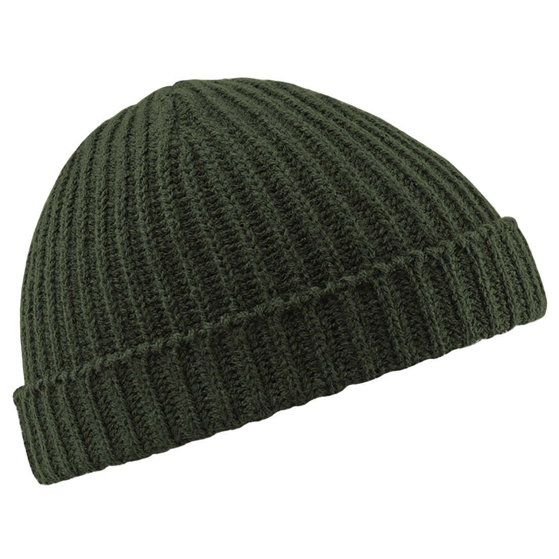 "Ribbed Beanie Hat ""Charlie"" 3"