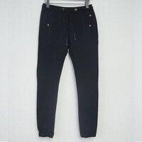 Erkek Joggers Için Yeni Harem Sweatpants Spor Pantolon Pantolon Erkek Eşofman Altları Parça Eğitim Koşu pantolon
