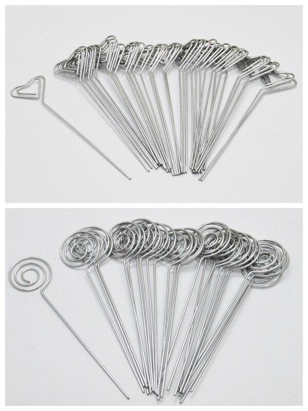Lot 50 stücke DIY handwerk metall 4 \
