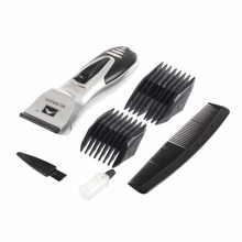 Portable Electric Shaver Male Beard Trimmer 6Pcs/Set Razor Hair