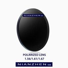 1,56 1,61 1,67 rezept CR 39 Harz Asphärische Gläser Linsen Myopie Hyperopie Progressive Polarisierte Sonnenbrille Objektiv