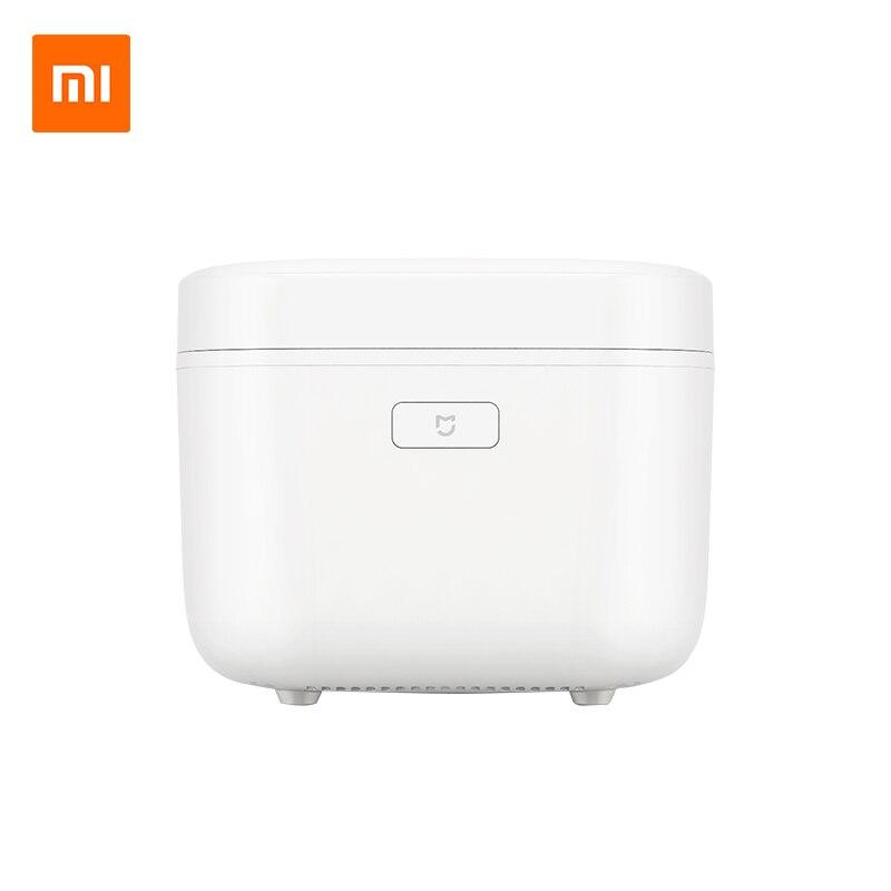 Xiaomi IH смарт электрический рисоварка 3L чугунные сплав IH нагрева давления multicooker кухня приложение управления Wi Fi