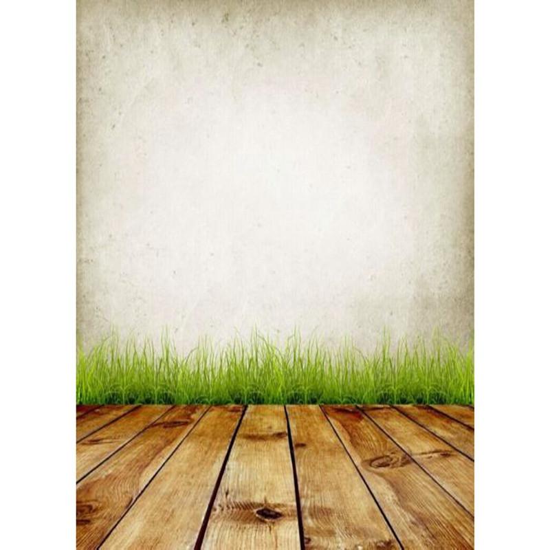 xft hierba de piso de madera de vinilo fotografa telones fotogrficos de tela de fondo para