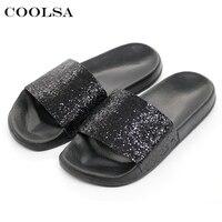 COOLSAฤดูร้อนB Lingสตรีรองเท้าแตะ