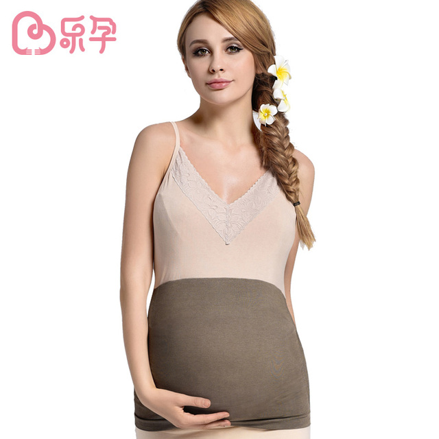 По беременности и родам радиационно-доказательство одежда для беременных женщин анти-излучения одежда жилеты silver волокна четыре подлинных