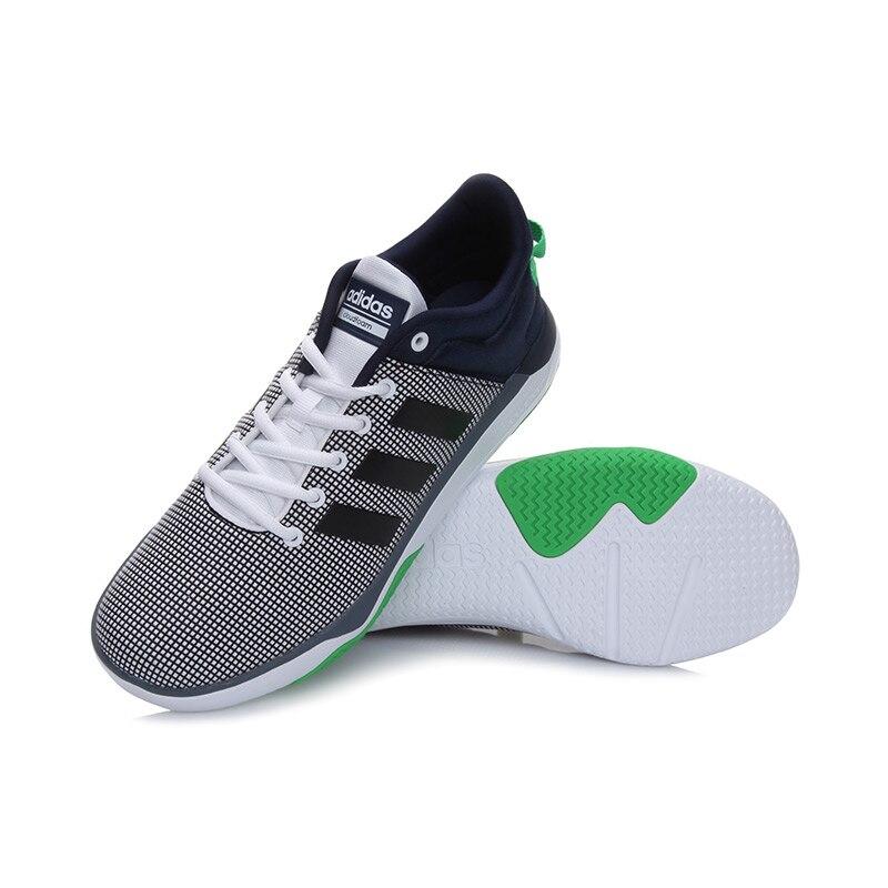 adidas Cloudfoam Swish Shoes Green Adidas Shoes For Men