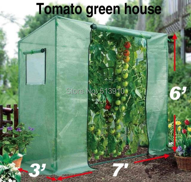 Plant Tomatto Balcony Patio Color Indoor And Outdoor Greenhouse Vegetable  Shed Scaffolding Export Quality