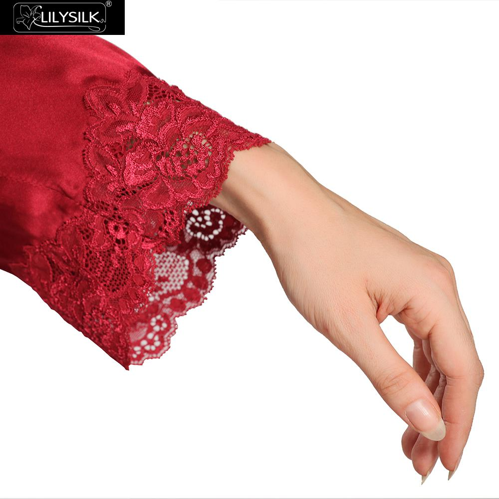 1000-claret-22-momme-lacey-cuff-long-silk-dressing-gown-02